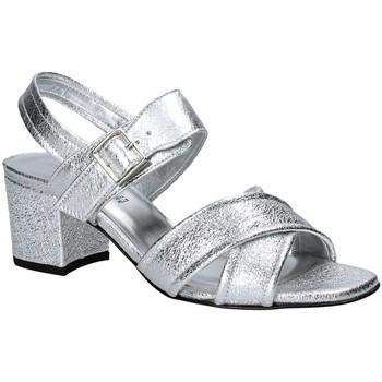 Chaussures Femme Sandales et Nu-pieds Keys 5717 Gris