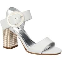 Chaussures Femme Sandales et Nu-pieds Keys 5726 Blanc
