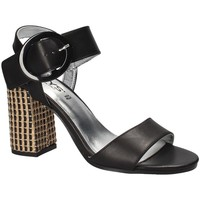 Chaussures Femme Sandales et Nu-pieds Keys 5726 Noir