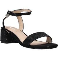 Chaussures Femme Sandales et Nu-pieds Gold&gold A20 GD188 Noir