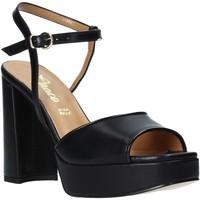Chaussures Femme Sandales et Nu-pieds Grace Shoes 174002 Noir