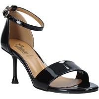 Chaussures Femme Sandales et Nu-pieds Grace Shoes 492G001 Noir