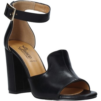 Chaussures Femme Sandales et Nu-pieds Grace Shoes 018N026 Noir