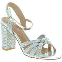 Chaussures Femme Sandales et Nu-pieds Pregunta ICD1719-9 Gris