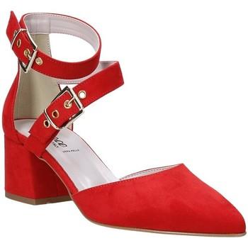 Chaussures Femme Escarpins Grace Shoes 774004 Rouge