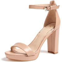 Chaussures Femme Sandales et Nu-pieds Guess FL5ORE LEA03 Beige