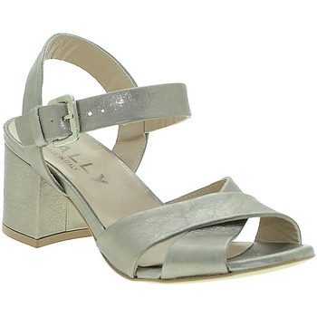 Chaussures Femme Sandales et Nu-pieds Mally 6149 Beige