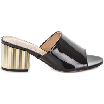 Chaussures Femme Mules Gold&gold A19 GJ113 Noir
