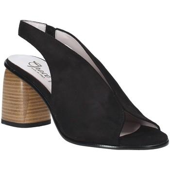 Chaussures Femme Sandales et Nu-pieds Grace Shoes 492S001 Noir