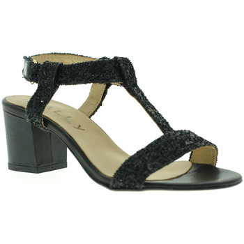 Chaussures Femme Sandales et Nu-pieds Mally 3895 Noir