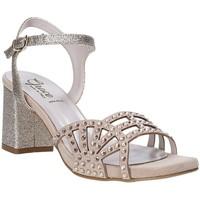 Chaussures Femme Sandales et Nu-pieds Grace Shoes 116V004 Rose