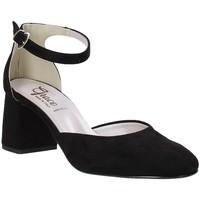 Chaussures Femme Escarpins Grace Shoes 056016 Noir