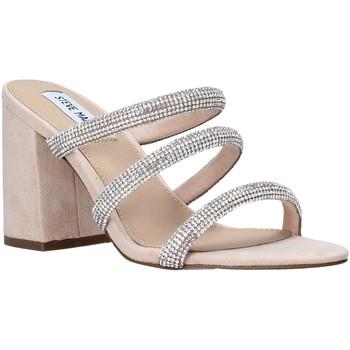 Chaussures Femme Mules Steve Madden SMSREMIND-RHI Beige