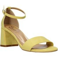 Chaussures Femme Sandales et Nu-pieds Grace Shoes 380008 Jaune