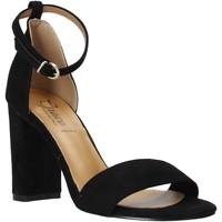 Chaussures Femme Sandales et Nu-pieds Grace Shoes 934G003 Noir
