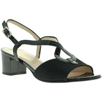 Chaussures Femme Sandales et Nu-pieds Grace Shoes E8127 Noir
