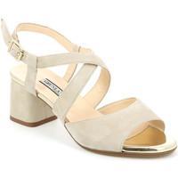 Chaussures Femme Sandales et Nu-pieds Grunland SA1426 Beige