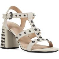 Chaussures Femme Sandales et Nu-pieds Geox D92DTB 00043 Rose