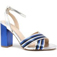 Chaussures Femme Sandales et Nu-pieds Gold&gold A19 GM166 Argent