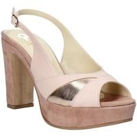 Chaussures Femme Sandales et Nu-pieds Grace Shoes JN 093 Rose