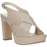 Chaussures Femme Sandales et Nu-pieds Grace Shoes JN 039 Beige
