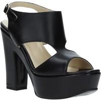 Chaussures Femme Sandales et Nu-pieds Grace Shoes TQ 102 Noir