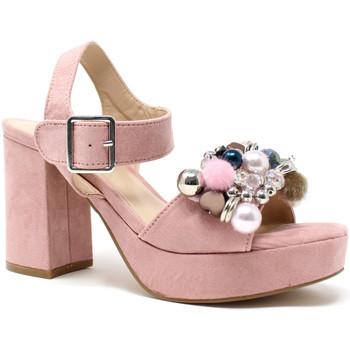 Chaussures Femme Sandales et Nu-pieds Onyx S19-SOX467 Rose