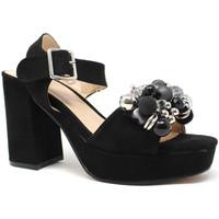 Chaussures Femme Sandales et Nu-pieds Onyx S19-SOX467 Noir