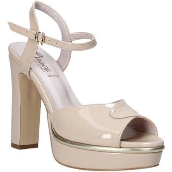 Chaussures Femme Sandales et Nu-pieds Grace Shoes 5753003 Beige
