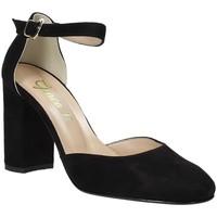 Chaussures Femme Sandales et Nu-pieds Grace Shoes 949002 Noir