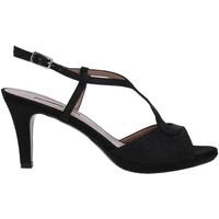 Chaussures Femme Sandales et Nu-pieds Louis Michel 5016 Noir