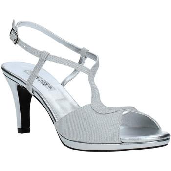 Chaussures Femme Sandales et Nu-pieds Louis Michel 5016 Argent