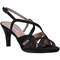 Chaussures Femme Sandales et Nu-pieds Louis Michel 3054 Noir