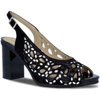 Chaussures Femme Sandales et Nu-pieds Pitillos 5581 Noir