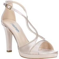 Chaussures Femme Sandales et Nu-pieds Louis Michel 5010 Rose