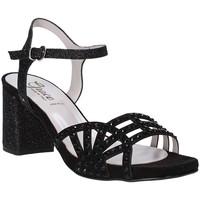 Chaussures Femme Sandales et Nu-pieds Grace Shoes 116V004 Noir