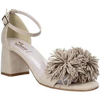 Chaussures Femme Sandales et Nu-pieds Grace Shoes 380020 Beige