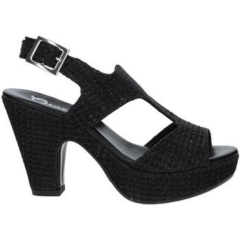 Chaussures Femme Sandales et Nu-pieds Grace Shoes SOMI Noir