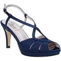Chaussures Femme Sandales et Nu-pieds Grace Shoes 738E008 Bleu