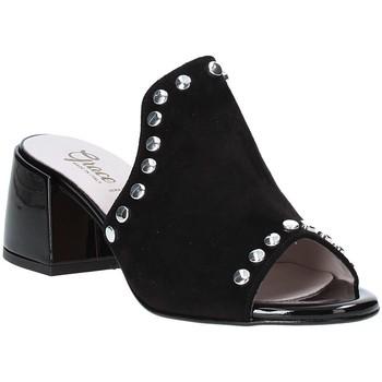 Chaussures Femme Mules Grace Shoes 1576006 Noir