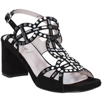 Chaussures Femme Sandales et Nu-pieds Grace Shoes 116002 Noir