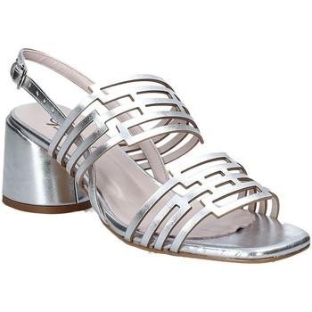 Chaussures Femme Sandales et Nu-pieds Grace Shoes 123001 Argent
