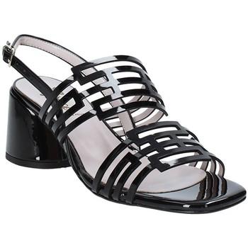 Chaussures Femme Sandales et Nu-pieds Grace Shoes 123001 Noir