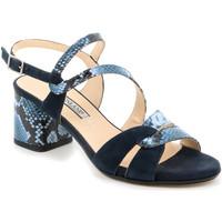 Chaussures Femme Sandales et Nu-pieds Grunland SA2515 Bleu
