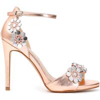 Chaussures Femme Sandales et Nu-pieds Café Noir MC905 Rose