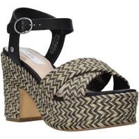 Chaussures Femme Sandales et Nu-pieds Pepe jeans PLS90461 Noir