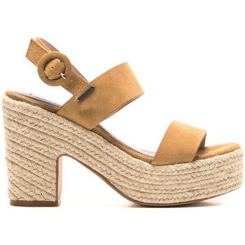 Chaussures Femme Sandales et Nu-pieds Pepe jeans PLS90462 Marron