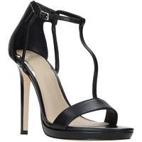 Chaussures Femme Sandales et Nu-pieds Guess FL6TEU LEA03 Noir