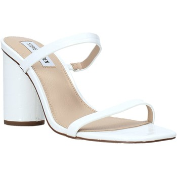 Chaussures Femme Sandales et Nu-pieds Steve Madden SMSKATO-WHTC Blanc