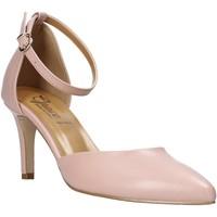 Chaussures Femme Sandales et Nu-pieds Grace Shoes 057S006 Rose